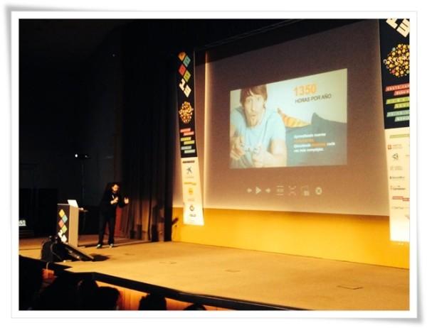 Gamificación con Arturo Castelló en #EBE13