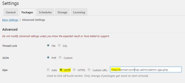 Duplicator se queda estancado en el 5% (plugin WordPress): SOLUCIÓN