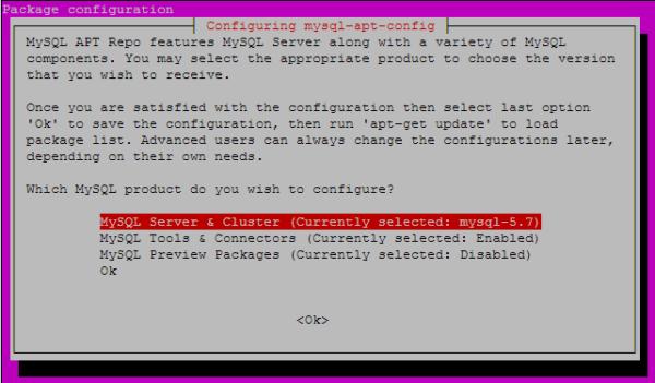 Actualizar MySQL a la versión 5.7 desde la 5.5