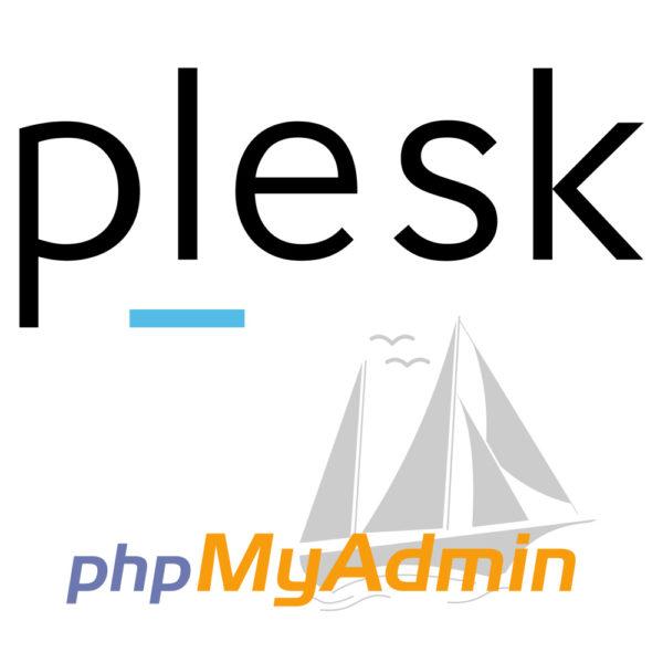 Cómo acceder a phpMyAdmin no estando logueado en Plesk