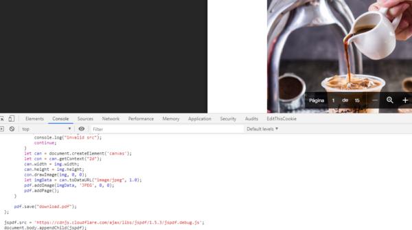Cómo descargar un documento de solo lectura de Google Drive - paso 03