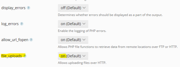 "WordPress no me permite subir imágenes: ""Specified file failed upload test"""